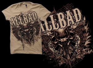 ALL-BAD Men`s shirts 100% cotton Mango Hill Pine Rivers Area Preview