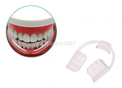 Pro Dental Mouth Guard Stop Teeth Grinding Bruxism Clenching Sleep Aid Hot Sale ()