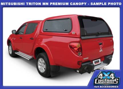 NEW EGR Premium Canopy for Mitsubishi Triton MN PX - Free Install
