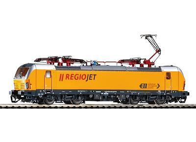 TT E-Lok BR 193 Vectron RegioJet CZ 4 Pantos Ep.VI Piko 47382
