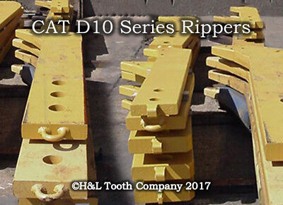 6y6147 Dozer D10 Ripper Shank Cat Style R500 Teeth Made By Hl Tooth Co.