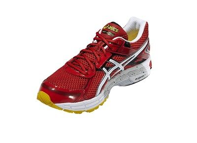 Asics GT-1000 2 Mens Running shoes, Red Pepper/Black T3R0N 2801, UK 14 / 50.5 EU