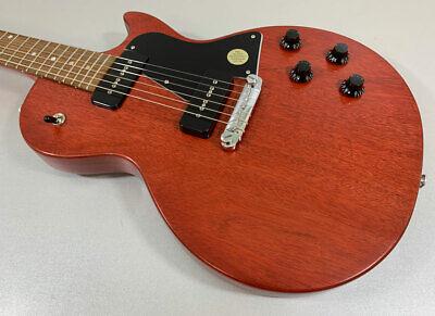 Gibson Les Paul Especial Tribute P-90 Vintage Cherry Satén Guitarra Eléctrica