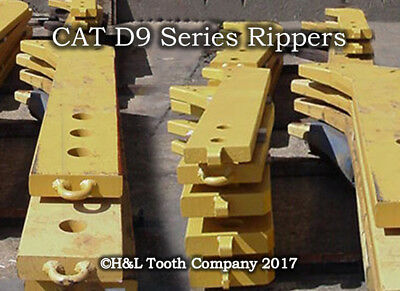 8e5346 Dozer D8 D9 Forged Ripper Shank Cat R450 Series Teeth By Hl Tooth Co.