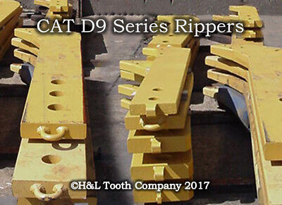 7j1795 Dozer D9 Forged Ripper Shank Cat R450 Series Tooth By Hl Tooth Co.