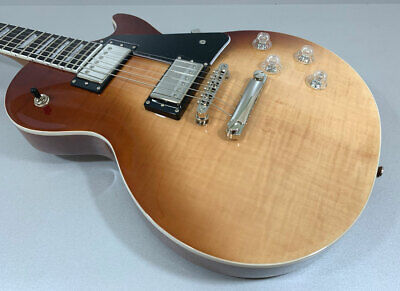 Epiphone Les Paul Modern Figured Caffè Latte Faded Guitarra Eléctrica