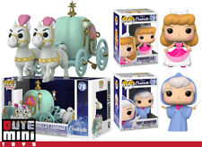 Funko POP Fairy Godmother+1 SET OF 2 Disney Cinderella Vinyl Figures