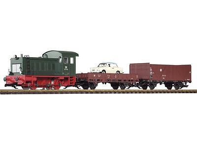 Piko 37121 G Start-Set Güterzug V20 (inkl. Sound) DR  NEUHEIT 2016 OVP-