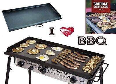 Flat Top Griddle 38 Restaurant Professional Steel Griddle For Commercial Grill