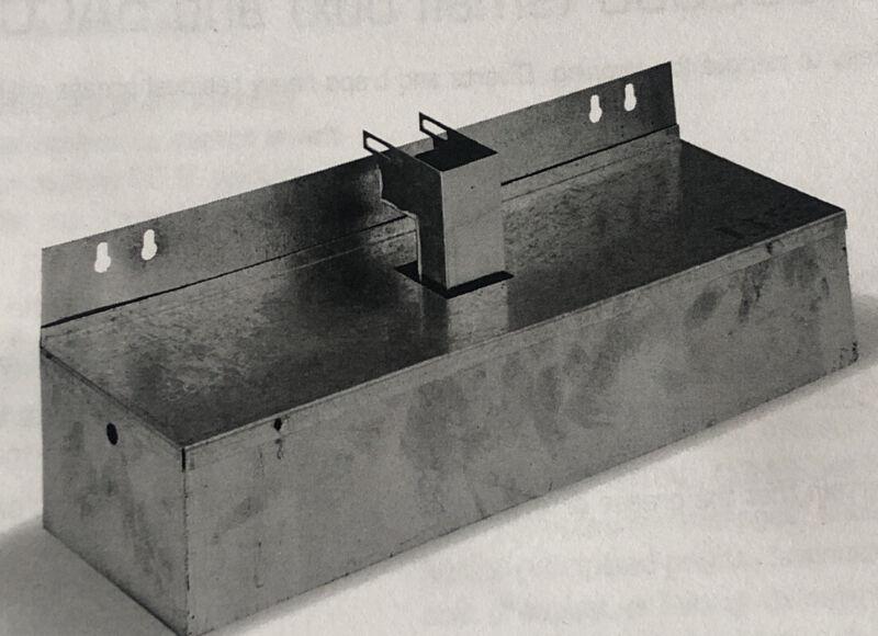 """Fantech Grease Collector Box 5ACC01GC 15""""-36"""""""