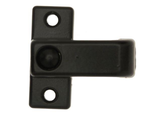 W4 Metal Turnbuckle 35mm - Black - Caravan / Motorhome
