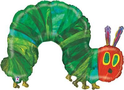 The Very Hungry Caterpillar Supershape Foil Balloon - The Very Hungry Caterpillar Balloons