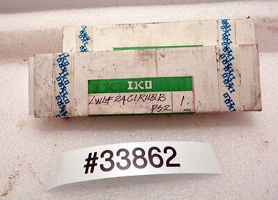Pair Of Iko Linear Bearings Lwlf24 Cir110b Ps2 Inv 33862