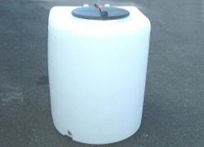 LARGE WATER BUTT 600 LITRE - D SHAPED VERTICLE STORAGE TANK - 600 LTR - WT056
