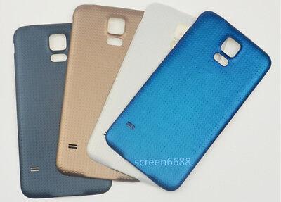 5g Cover (For Samsung Galaxy S5 G900F G900 S5+ G901F Akkudeckel Rückabdeckung Backcover)
