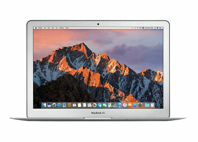 "Apple MacBook Air 13"" Core i5 1.8Ghz 8GB 128GB (Mid 2017) A GRADE 12 M Warranty"