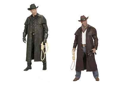 WIM 72231 Cowboy Mantel Cow Boy Coat Wild West Fasching Karneval Herren Kostüm (Western Boy Kostüm)