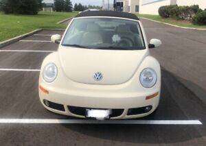 2007 Volkswagen New-Beetle Convertible