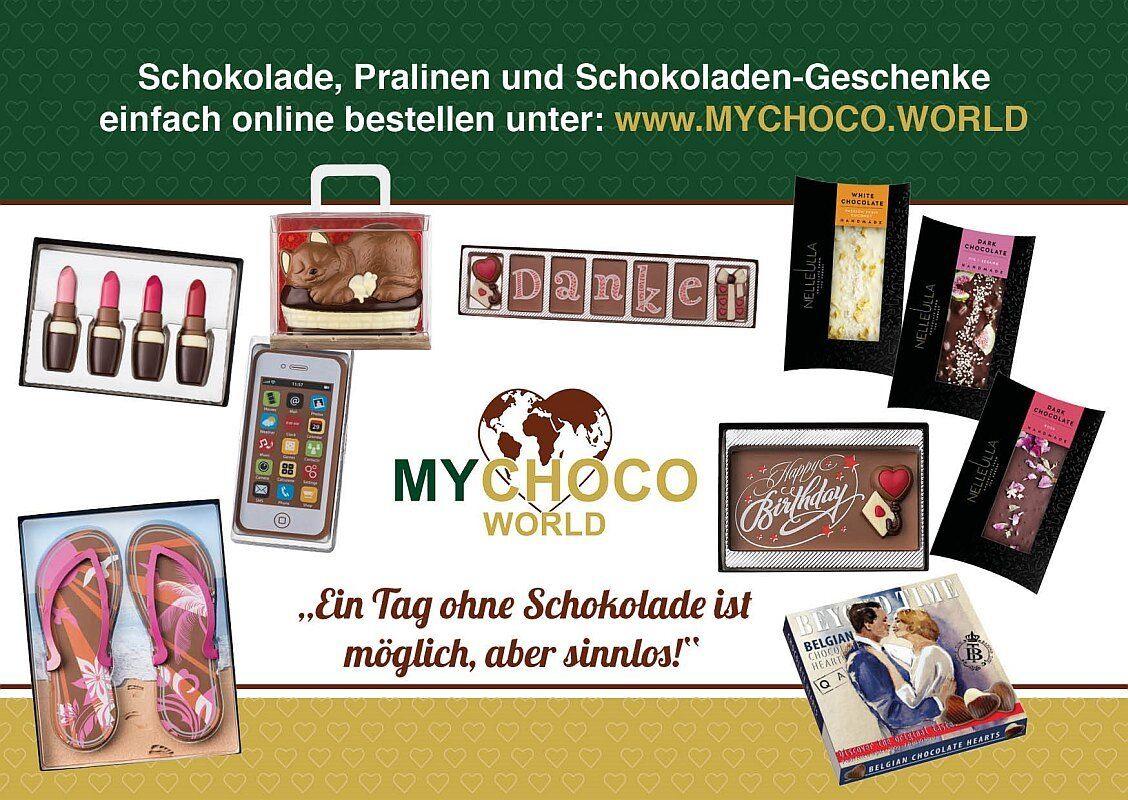 MYCHOCOWORLD