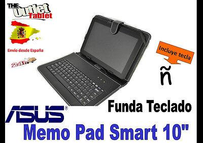 FUNDA TECLADO TABLET ASUS MEMO PAD SMART 10 10