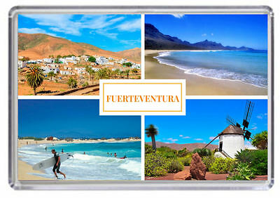 Fuerteventura, Spain Fridge Magnet 01