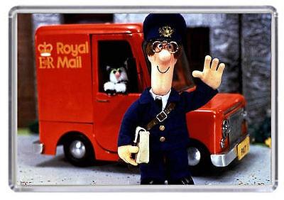 Postman Pat Fridge Magnet 01