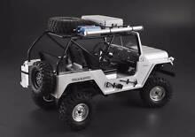 AXIAL SCX10 BODY (CLEAR) KILLERBODY WARRIOR (M151 FORD MUTT) Tamworth 2340 Tamworth City Preview