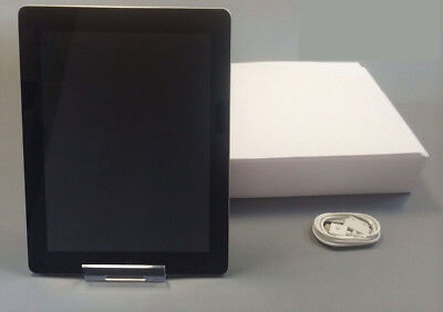 Apple iPad 2 16GB, Wi-Fi, 9.7in - Black-Grade A - UK iPad - EXCELLENT CONDITION
