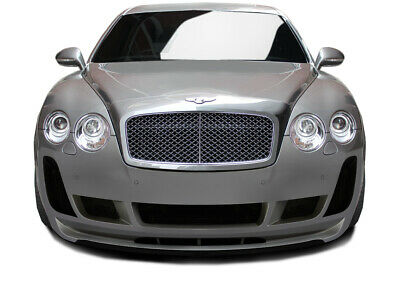 03-10 Bentley Continental AF-2 Aero Function Front Body Kit Bumper!!! 113187