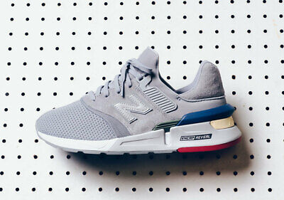 New Balance 997 Sport Steel Men Lifestyle Sneakers Limited running gym MS997XTA