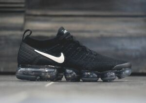 Nike Men's Vapormax Flyknit Black - Brand New