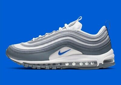 Nike Air Max 97 Limited edition In Hyper Royal And Cool Grey...
