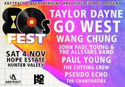 80s Fest tickets Hunter valley Collaroy Manly Area Preview