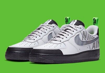 Nike Air Force 1 '07 LV8 2 Under Construction Trainers Uk Size...