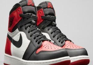 BUYING ALL AIR JORDAN 1 BRED TOES ANY SIZE