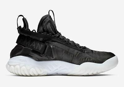 New Men Air Jordan Proto-React Shoes  (BV1654-001)  Black // White - Black White Jordans