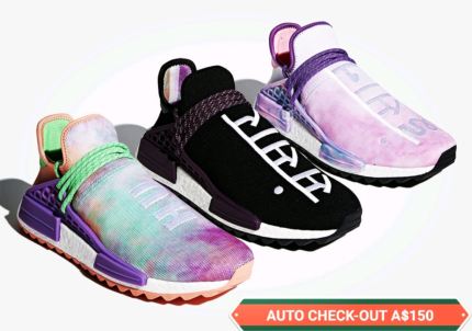 🔥🔥PHARRELL NMD AUTO CHECK-OUT🔥🔥