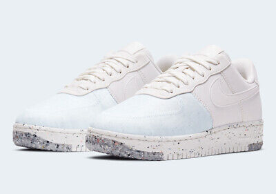 NIKE AIR FORCE 1 CRATER SUMMIT WHITE [CZ1524 100] US MEN SZ...