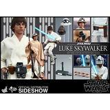 Star Wars Hot Toys Luke Skywalker Tatooine 1/6 Scale Figure Mark Hamill New