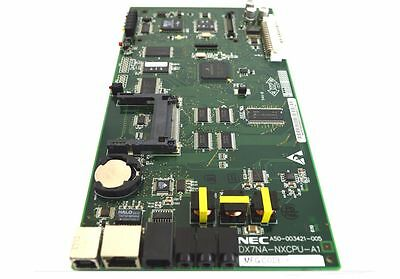 Nec Dsx 80 160 Central Processor 1090010 Dx7na-nxcpu-a1 Refurb 90 Day Warranty