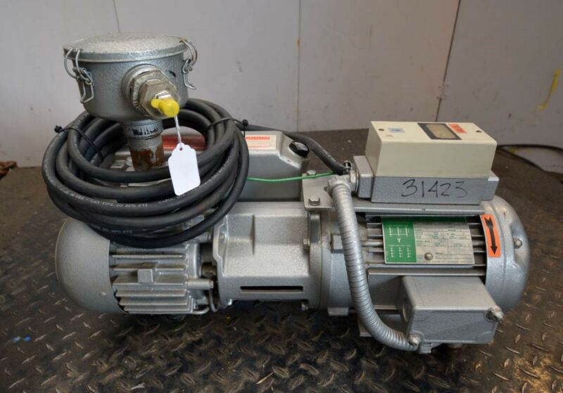 Busch type ra0025 Vacuum Pump (Inv.31423)