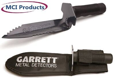 New Garrett Edge Metal Detector Digger Trowel w/ Sheath