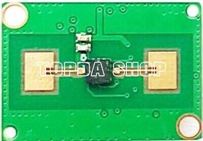 1pc 24ghz Microwave Module Radar Module Radar Antenna Sensor Doppler Db-16