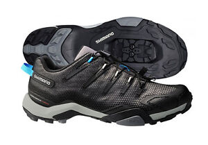 Shimano-MT44-Mountain-Bike-Leisure-Cycling-SPD-Shoes-Black