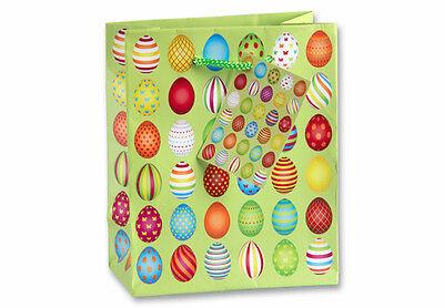 12 bis 48 Papier Tragetasche Ostern klein - Geschenktüte klein