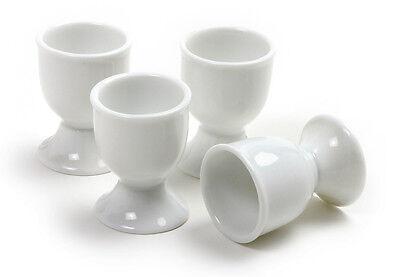 NORPRO 983D Porcelain Egg Cup Trays Set Of 4