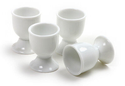 Norpro 983d Porcelain Egg Cups Set Of 4 on Sale