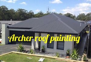 Roof painting and cleaning , free quote Bradbury Campbelltown Area Preview