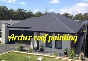 Roof painting and cleaning service, special price this month Auburn Auburn Area Preview