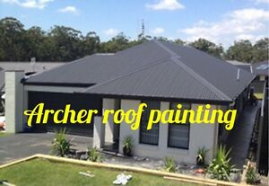 Roof painting and cleaning, free quote Glen Alpine Campbelltown Area Preview